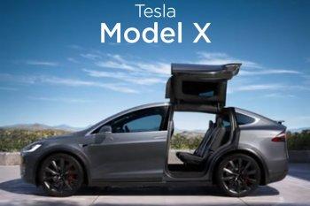 """15 ribu Tesla model X ditarik karena """"power steering"""" bermasalah"""