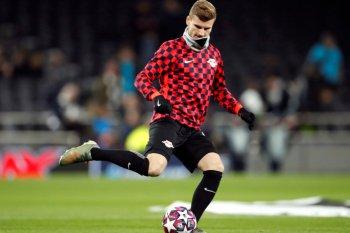 Leipzig membantah sepakat transfer Werner ke Chelsea