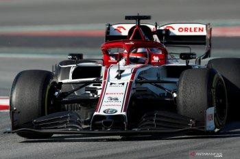 Formula 1: Kimi Raikkonen dan Giovinazzi lanjutkan tandem di Alfa Romeo tahun depan