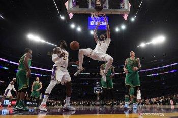Semua pemain Lakers bebas dari gejala COVID