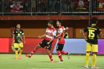 Madura United tentukan jadwal latihan jika liga sudah pasti
