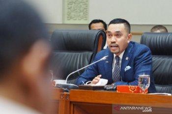 Wakil Ketua Komisi III Ahmad Sahroni dukung Polri usut surat jalan Djoko Tjandra