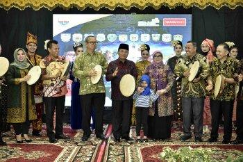 Fachrori launching kalender pariwisata Provinsi Jambi 2020