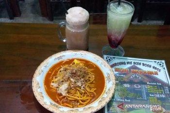 """Sensasi nikmatnya Mi Aceh kaya rempah """"Boeh Hate"""" di Jember"""