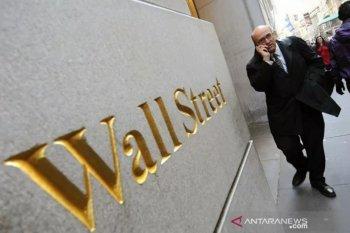 Wall Street berakhir lebih rendah di tengah penyebaran COVID-19 di AS