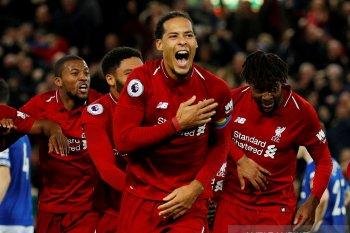 Jika musim dibatalkan, Liverpool pantas dinobatkan juara