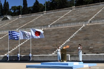 IOC tetap pakai nama Olimpiade 2020 Tokyo, walaupun mundur setahun