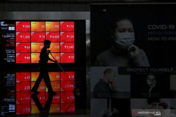 IHSG menguat dampak kenaikan bursa saham global
