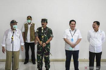 Status DKI Jakarta resmi PSBB