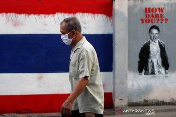 Thailand laporkan 136 kasus baru corona tanpa kematian