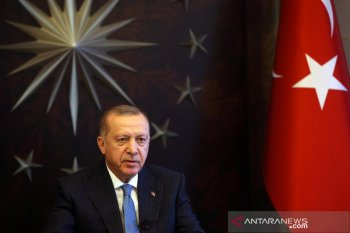 Erdogan tetapkan Hagia Sophia jadi masjid
