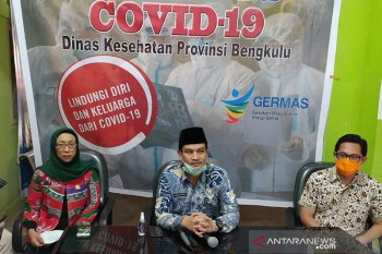 ODP di Bengkulu bertambah 148 kasus