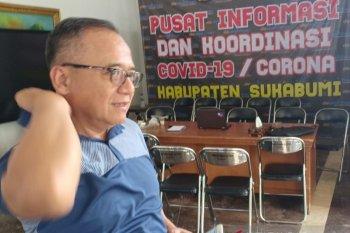 Cegah penyebaran COVID-19, Pemkab Sukabumi sterilisasi daerah perbatasan