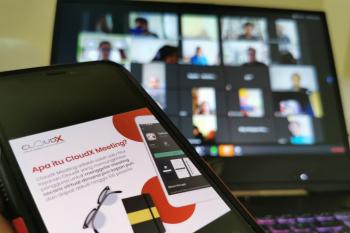 Telkomsel Beber Perkembangan Jaringan se Pamasuka Via Aplikasi Cloudx