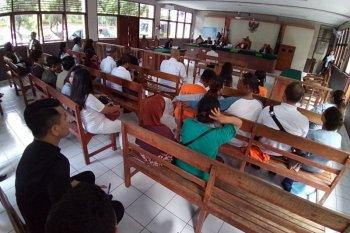 Persidangan di Bali akan berlangsung daring/online