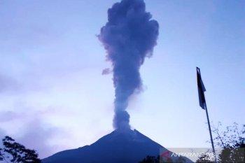 Ini kronologi letusan Gunung  Merapi