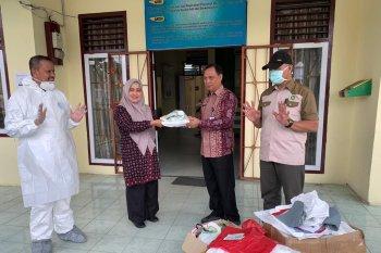 Stok APD sisa penanganan flu burung  dikerahkan untuk paramedis Batanghari