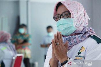 Dua pasien positif COVID-19 di Bogor sembuh