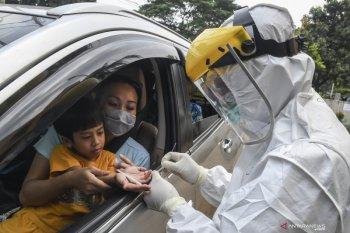 Rapid test sudah menjangkau 2.747 warga di Kota Depok