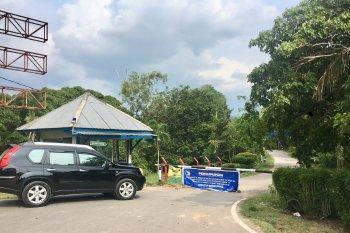 Lokasi wisata eks Camp Sinam Pulau Galang tutup