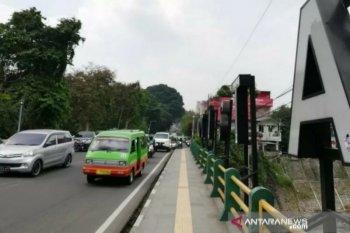 """Dishub lakukan pengecekan lapangan skenario lokal """"lockdown"""" di Kota Bogor"""