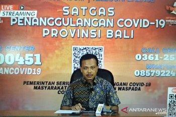 Satgas: Tiga kasus COVID-19 tambahan di Bali karena transmisi lokal