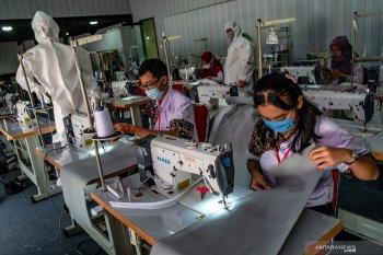 Pemkot Bekasi anggarkan Rp4,7 miliar untuk UMKM produksi APD