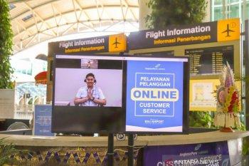Bandara I Gusti Ngurah Rai terapkan layanan daring cegah COVID-19