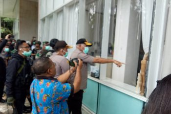 Kapolda Papua-Pangdam tinjau lokasi penembakan karyawan Freeport