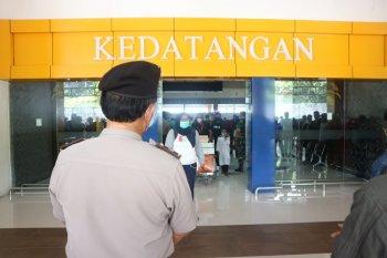Penumpang tiba di Bandara Sultan Babullah, Ternate tidak diperiksa