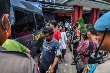Evakuasi warga binaan rutan Maesa, Palu