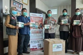 ACT bantu 2.000 masker ke RS Bhayangkara Jambi