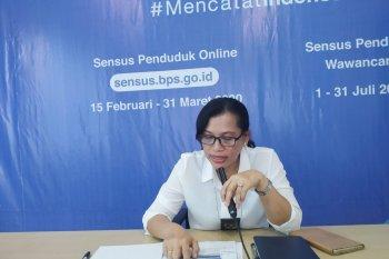 BPS : Kota Tual Maret deflasi 0,55 persen