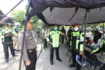 Kabid Humas: tidak ada penutupan jalan masuk Kota Pontianak