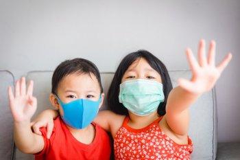 Masker kain bisa menjadi alternatif bagi warga yang sehat