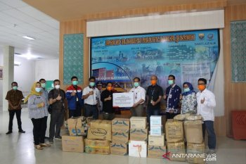 Pertamina EP Jambi serahkan ratusan set APD  ke RSUD Raden Mattaher