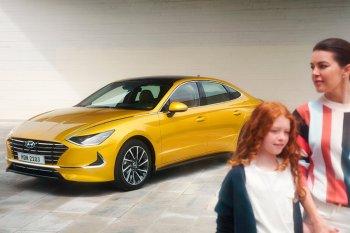 Penjualan Hyundai jeblok pada  maret