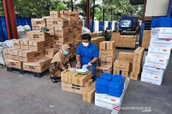 6.700 paket sembako disalurkan atasi dampak COVID-19