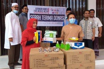 GBTMA salurkan APD ke puskesmas dan rumah sakit di Aceh