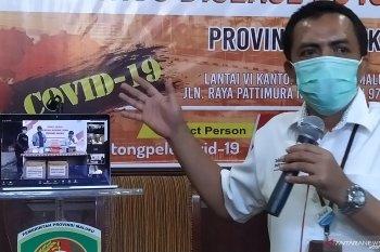 Telkom serahkan bantuan APD bagi RSUD dr. M. Haulussy Ambon