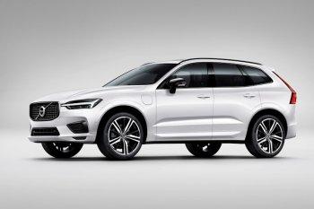 Penjualan Volvo  anjlok 18 persen