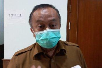 Anggota DPRD Prov Banten jalani rapid test COVID-19