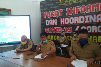 Pasien positif COVID-19 pertama di Sukabumi sembuh