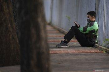 Aturan PSBB Jakarta, ojol tak boleh angkut penumpamg