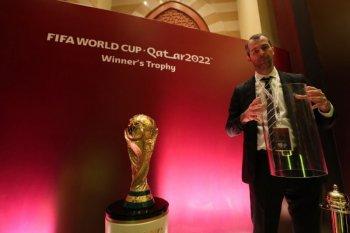 Qatar - Rusia bantah tudingan suap Piala Dunia