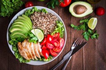 Tetap  sehat dengan metode ABCDE untuk menu harian
