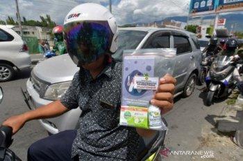 BPTP Balitbangtan Sulteng peduli COVID-19