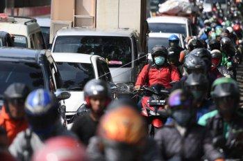 Jakarta tetap macet di saat pandemi COVID-19