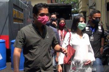 Polisi tetapkan Selebriti Vanessa Angel tersangka narkoba
