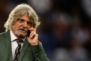 Bos Sampdoria tidak ingin laga tanpa penonton